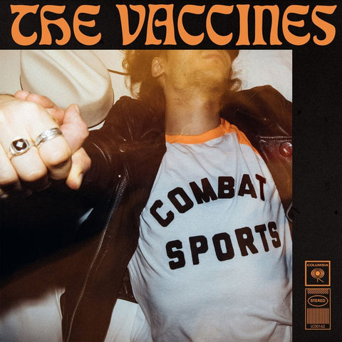 The Vaccines Combat Sports Limited LP 19075807361 Worldwide