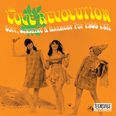 Various Artists The Love Revolution (Soft Sunshine & Harmony