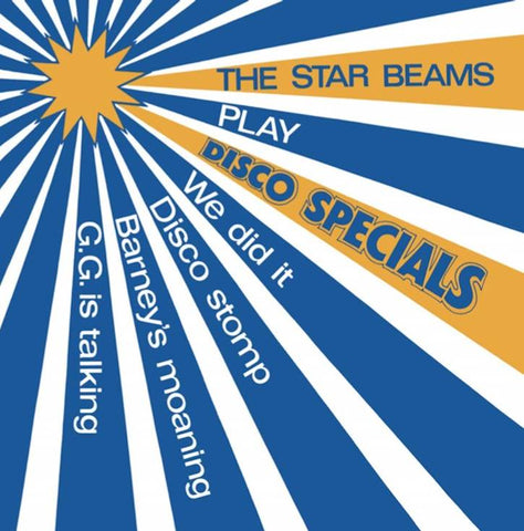 The Star Beams PLAY DISCO SPECIALS 7119691262710 Worldwide