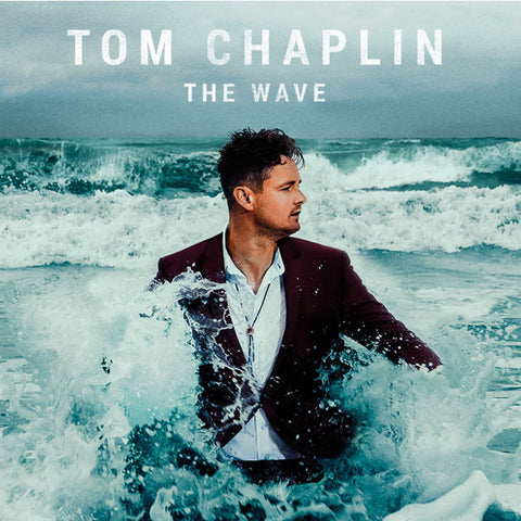 Tom Chaplin The Wave 2LP 602557105001 Worldwide Shipping
