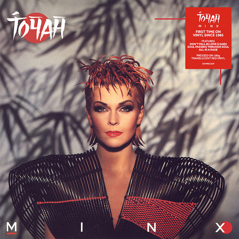 Toyah Minx Limited LP 5014797902343 Worldwide Shipping