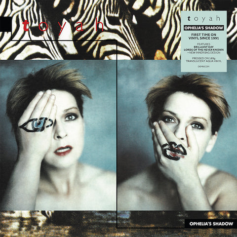 Toyah Ophelia's Shadow Limited LP 5014797901537 Worldwide