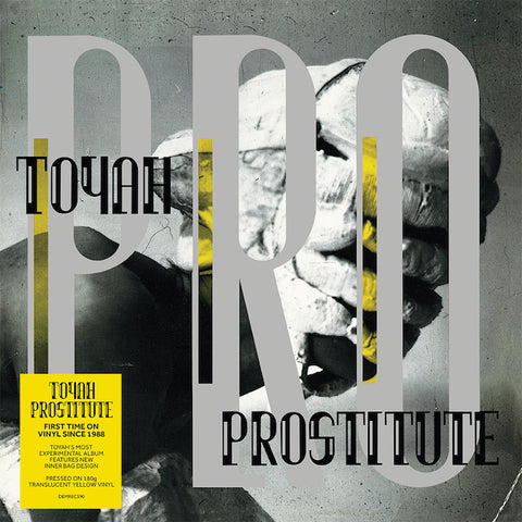 Toyah Prostitute Limited LP 5014797901520 Worldwide Shipping