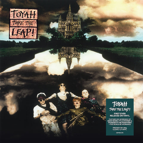 Toyah Take The Leap… plus Limited 2LP 5014797901544