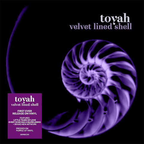 Toyah Velvet Lined Shell Limited 10 5014797901551 Worldwide