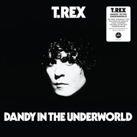 T. Rex Dandy In The Underworld Limited LP 5014797902114