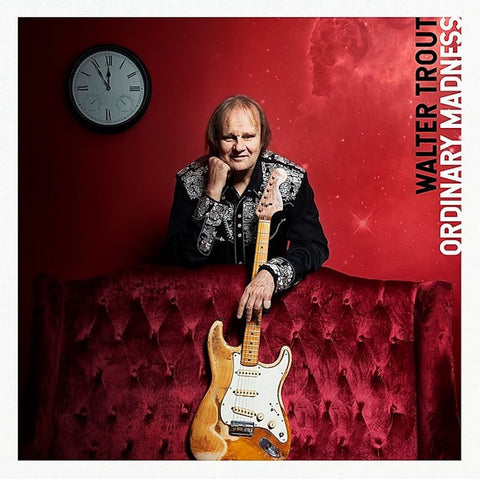 Walter Trout Ordinary Madness 0810020502008 Worldwide