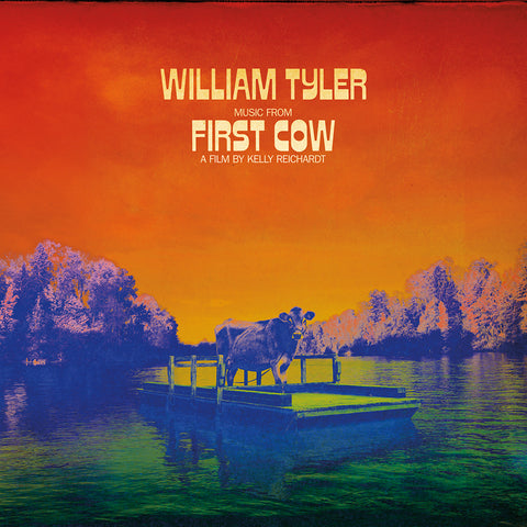 William Tyler Music from First Cow LP 0673855073514