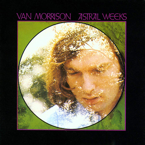 Van Morrison Astral Weeks LP 081227950378 Worldwide Shipping