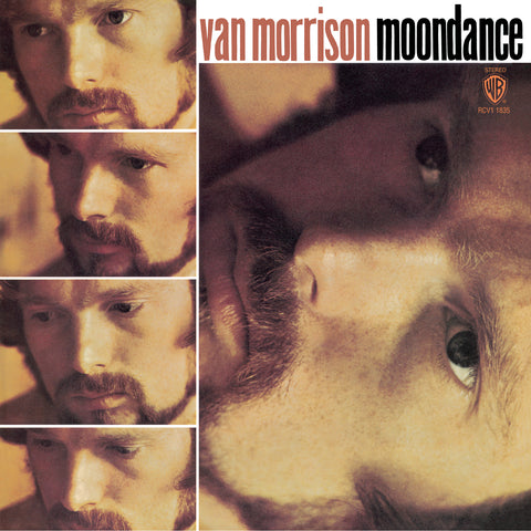 Van Morrison Moondance LP 081227950354 Worldwide Shipping