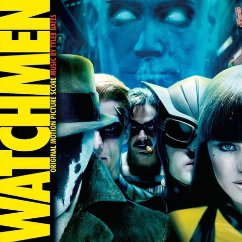 Tyler Bates Watchmen (Original Motion Picture Score) Limited