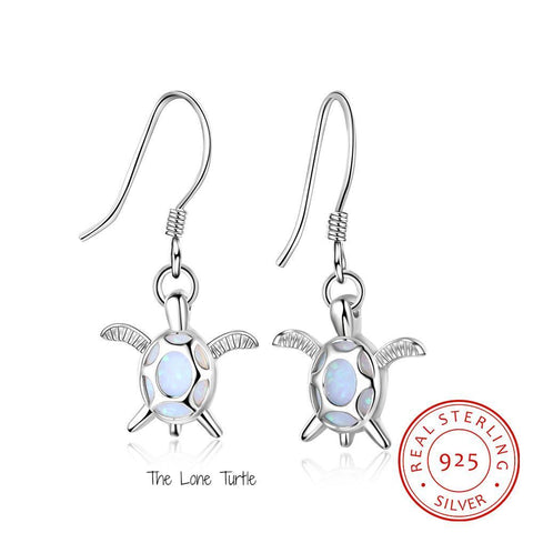 Cutesy Wee Turtle Earrings