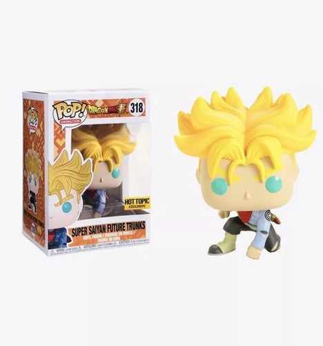 318 - Pop de Trunks avec épée SSJ