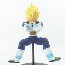 Figurine de Super Vegeta en position Final Flash de 23 cm