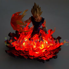 Figurine de Majin Vegeta avec LED