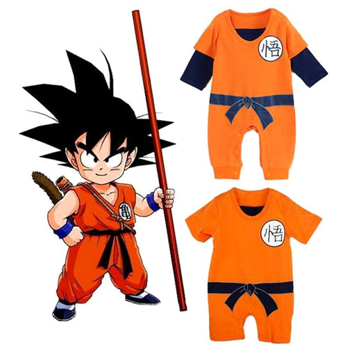 Body/Cosplay Dragon Ball Z Enfant de Son Goku
