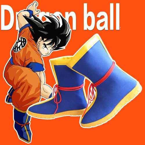 Cosplay Dragon Ball Z Bottes de Son Goku