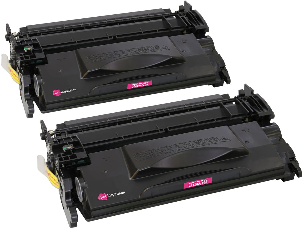 Ink Inspiration 2 Compatible Laser Toner Cartridges Replacement for HP CF226X - ink-inspiration