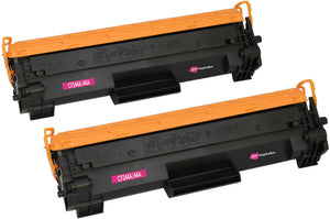 Ink Inspiration 2 Compatible Laser Toner Cartridges Replacement for HP CF244A - ink-inspiration
