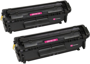 Ink Inspiration 2 Compatible Laser Toner Cartridges Replacement for HP Q2612X - ink-inspiration