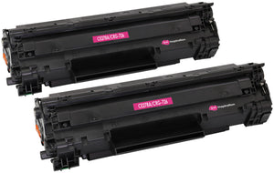 Ink Inspiration 2 Compatible Laser Toner Cartridges for  HP CE278A & Canon CRG 726 - ink-inspiration