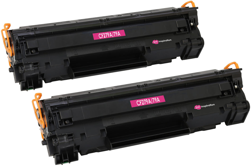 Ink Inspiration 2 Compatible Laser Toner Cartridges Replacement for HP CF279A - ink-inspiration