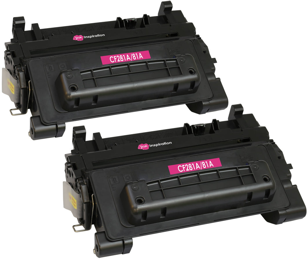 Ink Inspiration 2 Compatible Laser Toner Cartridges Replacement for HP CF281A - ink-inspiration