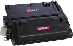 Ink Inspiration Compatible Laser Toner Cartridge Replacement for HP Q5942X - ink-inspiration