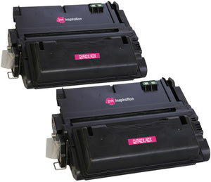 Ink Inspiration 2 Compatible Laser Toner Cartridges Replacement for HP Q5942X - ink-inspiration