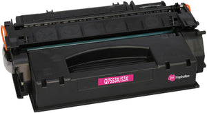 Toner Compatible for HP Q7553X by Ink Inspiration