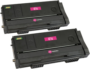 Ink Inspiration 2 Compatible 407166 Laser Toner Cartridges for Ricoh - ink-inspiration