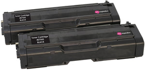 Ink Inspiration 2 BLACK Compatible Laser Toner Cartridges for Ricoh SPC250DN SPC250DNw SPC250SF SPC252DN SPC252SF | 407543 2,000 Pages - ink-inspiration