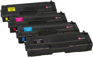 Ink Inspiration Set of 4 Compatible Laser Toner Cartridges for Ricoh SPC250DN SPC250DNw SPC250SF SPC252DN SPC252SF | Print Yield: 2,000 Pages (Black) & 1,600 Pages (Colours) - ink-inspiration