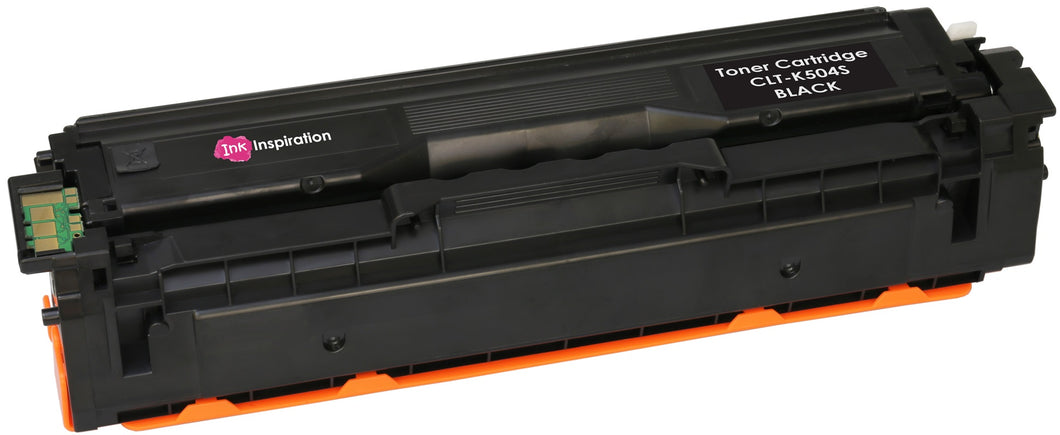 Ink Inspiration BLACK Compatible Laser Toner Cartridge for Samsung Xpress SL-C1810W SL-C1860FW CLX-4195FN CLX-4195FW CLP-415N CLP-415NW | CLT-K504S 2,500 Pages - ink-inspiration