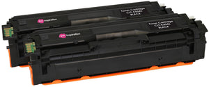 Ink Inspiration 2 BLACK Compatible Laser Toner Cartridges for Samsung Xpress SL-C1810W SL-C1860FW CLX-4195FN CLX-4195FW CLP-415N CLP-415NW | CLT-K504S 2,500 Pages - ink-inspiration