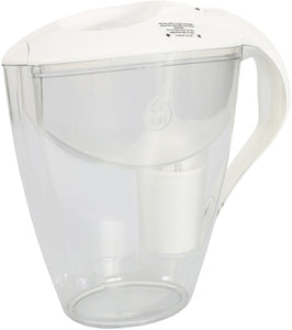 Water Filter Jug Dafi Astra Classic 3.0L with Free Filter Cartridge - White