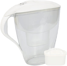 Load image into Gallery viewer, Water Filter Jug Dafi Astra Unimax 3.0L with Free Filter Cartridge - White