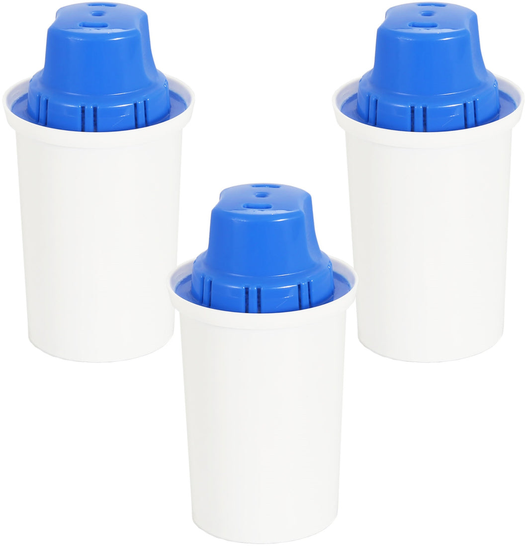 Pack of 3 Dafi Classic Mg2+ Water Filter Cartridges for Brita Classic and Dafi Classic Jugs