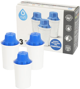 Dafi Classic Mg2+ Water Filter Cartridges for Brita Classic and Dafi Classic Jugs