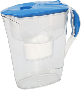 Water Filter Jug Dafi Luna Unimax 3.3L with Free Filter Cartridge - Blue