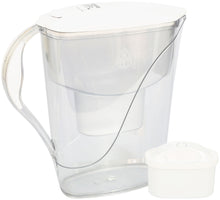 Load image into Gallery viewer, Water Filter Jug Dafi Luna Unimax 3.3L with Free Filter Cartridge - White