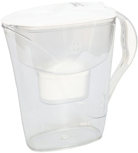 Water Filter Jug Dafi Luna Unimax 3.3L with Free Filter Cartridge - White
