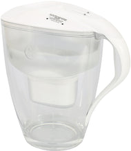 Load image into Gallery viewer, Water Filter Jug Dafi Omega Unimax 4.0L with Free Filter Cartridge - White