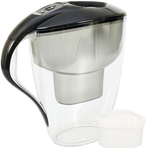 Water Filter Jug Dafi Omega Unimax 4.0L LED with Free Filter Cartridge - Graphite