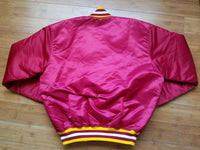 Vintage Mens Starter Minnesota Golden Gophers Satin Jacket Size Large