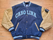 Load image into Gallery viewer, Vintage Mens Starter North Carolina Tar Heels Letterman Jacket Size XL-Navy Blue