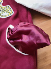 Load image into Gallery viewer, Vintage Mens Chalk Line Washington Redskins Letterman Jacket Size Medium