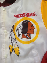 Load image into Gallery viewer, Vintage Mens Chalk Line Washington Redskins Fanimation Jacket Size Medium
