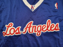 Load image into Gallery viewer, Vintage Mens Reebok Los Angeles Clippers Stitched Blank Jersey Size 56-Blue
