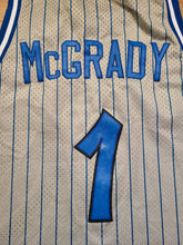 Load image into Gallery viewer, Vintage Mens Nike Orlando Magic Tracy McGrady Retro Jersey Size Large-Grey